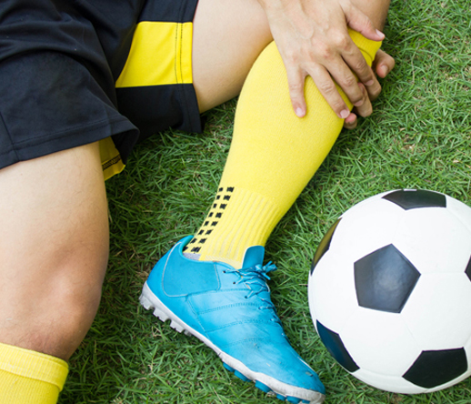 Dr Jonathan Young Ankle injuries and treatments